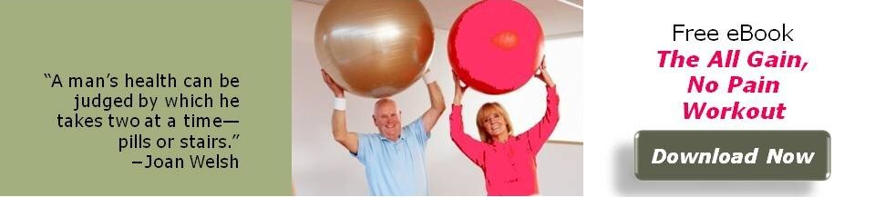 feel good fitness training for Baby Boomers and seniors