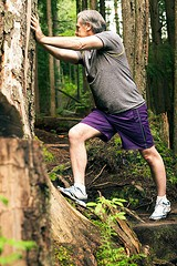 senior exercise routines flexibility