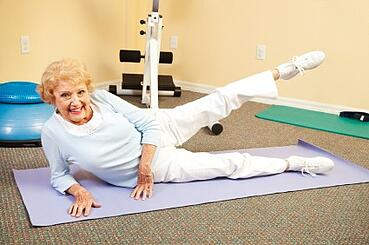 workout routines for seniors